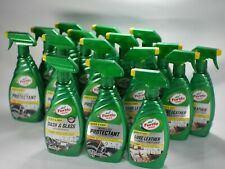 16x LOT Turtle Cleaning Products Dash/Glass Inside/Out Protectant Luxe Leathe