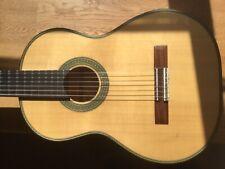 More details for flamenco guitar : hand made 1a blanca