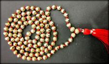Pure Siddha Parad Mala - 109 Beads - 7 mm