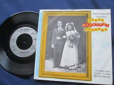 """Dexys Midnight Runners Because Of You Mercury Records BRUSH 1 7""""  Vinyl Single"""