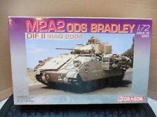 DRAGON 1:72 ARMOR PRO M2A2 ODS BRADLEY OIF II Iraq 2004 Model Kit Boxed