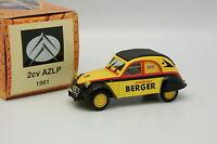 Norev Presse 1/43 - Citroen 2CV AZLP Berger