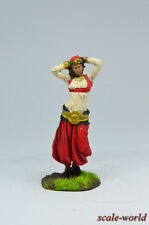 Tin soldier, figure. Oriental dancer 54 mm