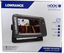 Lowrance Hook2 7x Chirp Gps Fishfinder & Tripleshot Transducer