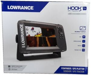 Lowrance Hook2 7x CHIRP GPS Fishfinder & Tripleshot Transducer