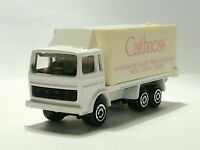 Majorette, Ford Toy Delivery Truck CAITHNESS GLASS - PERTH OBAN WICK b1