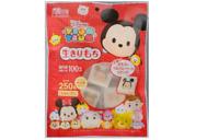 IRISOHYAMA Disney Tsum Tsum Cut Mochi Japanese Rice Cake 250g