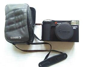 Canon Auto Focus 35ML Point & Shoot Film Camera 40mm f1.9 Lens Strap & Case
