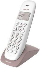 Logicom Téléphone sans fil Vega 155t Solo Taupe avec Répondeur