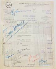 1939 OZO SUPER TOULON   LETTRE A ENTETE HUILE ESSENCE