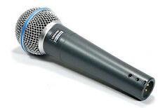 Shure BETA 58A Dynamic Cable Professional Microphone