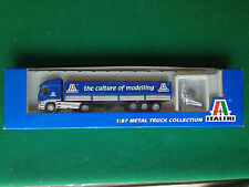 ITALERI 1/87 METAL TRUCK COLLECTION , Camion con rimorchio , New/Sealed !!!