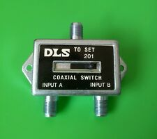 (1 PC) 2 Way A/B Switch (Cable, Satellite, Antenna etc)