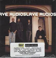 Audioslave - Presell U.S.A. 4 Track CD - 24HR POST