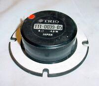 """Vintage Kenwood Trio 3 1/2"""" Super Tweeter Speaker T11-0039-05"""