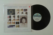 """Tony Banks """"Music from the film Lorca and The Outlaws"""" LP CHARISMA VIRGIN VG/VG"""