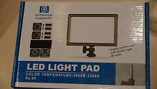NanGuang LED-Kameraleuchte Luxpad 23 **NEU** vom Videofachhändler