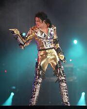"Michael Jackson 10"" x 8"" Photograph no 10"