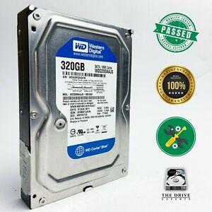 """320GB Western Digital WD3200AAJS-00V4A0 3.5"""" SATA 7200RPM Internal Hard Drive"""