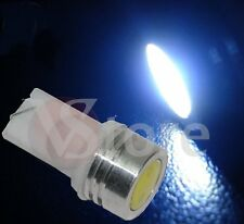 2 LED T10 SMD BIANCO XENON Lampade Luci Per Targa e Posizione W5 6000K