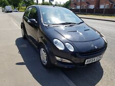 SMART FORFOUR BLACK EDITION   1.1 PETROL 5DR HATCHBACK