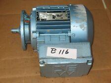Sew/ Eurodrive Electric .2 HP 3 Ph  230/460Volts 1700 RPM 60Hz DFT71K4