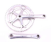 Campagnolo Record Road Bike Crankset 172.5mm 10 Speed 53/39T ISO Square Taper