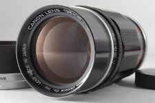 """Exc+++"" Canon 135mm F/3.5 MF Lens for Leica Screw Mount LTM L39 From Japan A793"