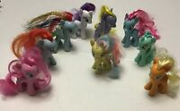 My Little Pony Lot of 12 Ponies