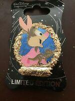 2019 Disney D23 Expo WDI Splash Mountain Brer Rabbit 30th Anniversary Pin LE 250