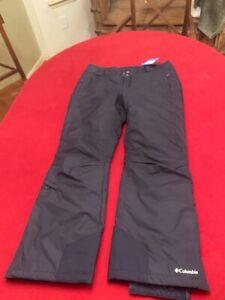 Columbia Bugaboo OH Snow Pants, Navy, Women's L