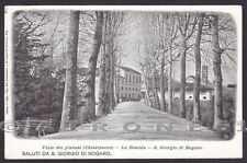 UDINE SAN GIORGIO DI NOGARO 04 Cartolina 1906