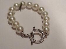Ti Sento Pearl & Sterling Silver Bracelet rrp £130