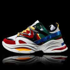 Men's Running Shoes Sports Outdoor Shoes Breathable Casual Sneakers Fashion ins