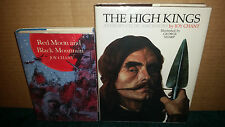 Joy Chant Red Moon And Black Mountain E.P. Dutton + The High Kings Hardcover