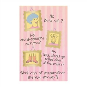 American Greetings Birthday Card: What Kind of Grandmother Are You Anyway?