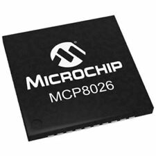 Microchip MCP8026-115E / Mp, Bldc Motor Controlador, 19V 0.5A 40-pin, Qfn