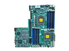 SuperMicro X8DTU LGA 1366/PRESA B DDR3 SDRAM scheda madre X8DTU-os009 REFURB