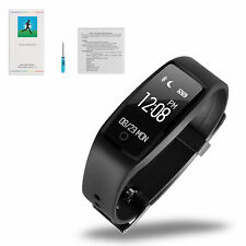 Smart Watch Pulsuhr Blutdruck Schrittzähler Sport Fitness Gym Tracker Heart Rate