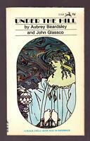 Under the Hill, Aubrey Beardsley vintage 1968 Zebra Books erotica sleaze EX+