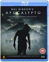 Apocalypto [Blu-ray] [DVD][Region 2]