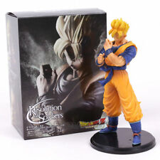 DRAGON BALL Z - Figura Son Gohan resolution of Soldiers  20cm action figure