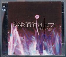 MARLENE KUNTZ HO UCCISO PARANOIA + SPORE - 2 CD