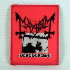 MAYHEM Deathcrush (Printed Small Patch) (NEW)
