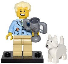 Lego dog show winner//dog show judge series 16 unopened new factory sealed