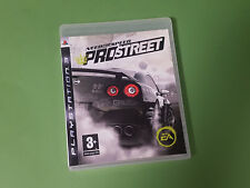 Need For Speed ProStreet Sony Playstation 3 PS3 Game - EA Games *VGC*