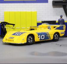 Porsche 936 Turbo Tomy Tomica 1978 Vintage 1:59 Scale Die-Cast Model Car C Grade
