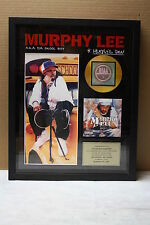 RIAA Gold Sales Award Murphy lee (Murphy's Law)