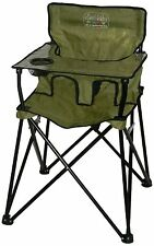 Ciao! baby Portable Travel Camping Highchair HB2003 Sage, HB2003 New