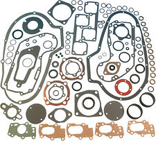 James Gasket - JGI-17026-73 -Complete Motor Gasket Set with Copper Head Gaskets~